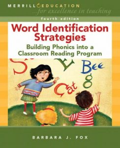 Baixar Word identification strategies pdf, epub, ebook