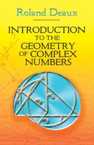 Baixar Introduction to the geometry of complex numbers pdf, epub, eBook