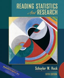 Baixar Reading statistics and research pdf, epub, eBook