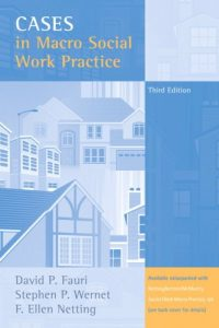 Baixar Cases in macro social work practice pdf, epub, ebook