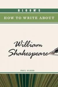 Baixar Blooms how to write about william shakespeare pdf, epub, ebook