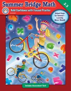 Baixar Summer bridge math grades 2-3 pdf, epub, eBook