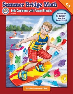 Baixar Summer bridge math grade 4-5 pdf, epub, eBook