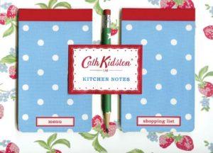 Baixar Cath kidston kitchen notes pdf, epub, eBook