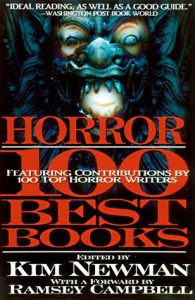 Baixar Horror – the 100 best books pdf, epub, ebook