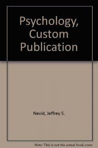 Baixar Psychology, custom publication pdf, epub, ebook