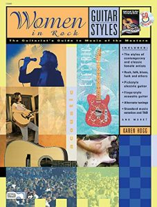 Baixar Guitar styles – women in rock pdf, epub, eBook