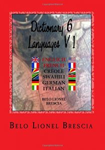 Baixar Dictionary 6 languages pdf, epub, ebook