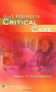 Baixar Quick reference to critical care pdf, epub, ebook