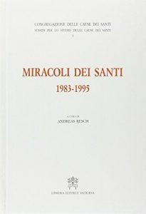 Baixar Miracoli dei santi 1983-1995 pdf, epub, ebook