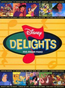 Baixar Disney delights pdf, epub, ebook