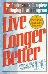 Baixar Live longer better pdf, epub, eBook