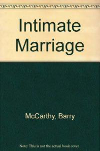 Baixar Intimate marriage – developing a life partnership pdf, epub, ebook