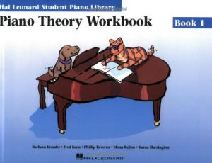 Baixar Piano theory workbook book 1 pdf, epub, ebook