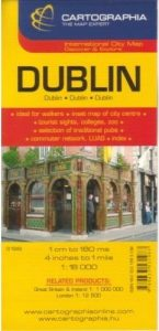 Baixar Cartographia dublin city map pdf, epub, eBook