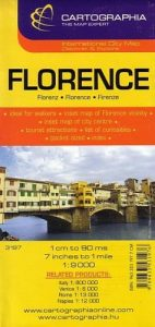 Baixar Cartographia florence city map pdf, epub, eBook