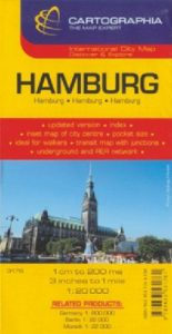 Baixar Cartographia hamburg city map pdf, epub, eBook