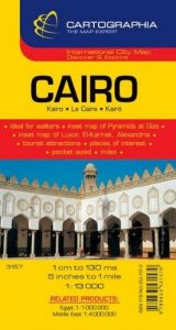 Baixar Cartographia cairo city map pdf, epub, eBook