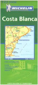 Baixar Michelin costa blanca – cartes zoom espagne pdf, epub, eBook