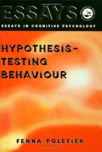 Baixar Hypothesis-testing behavior pdf, epub, eBook