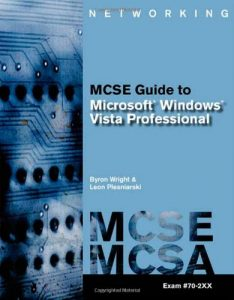 Baixar Mcse guide to microsoft windows vista professional pdf, epub, ebook