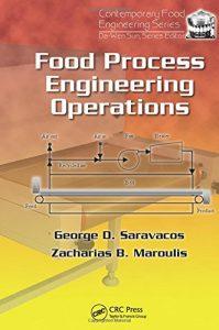 Baixar Food process engineering operations pdf, epub, ebook