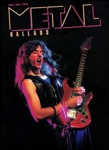 Baixar Metal ballads pdf, epub, ebook