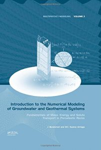 Baixar Numerical modeling of isothermal groundwater and g pdf, epub, ebook