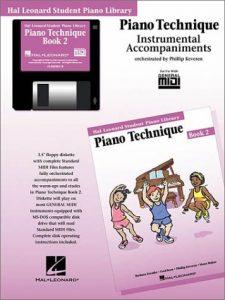 Baixar Piano technique book 2 instrumental accompaniments pdf, epub, ebook