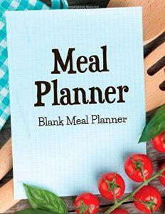 Baixar Meal planner pdf, epub, ebook