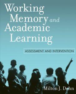 Baixar Working memory and academic learning pdf, epub, ebook