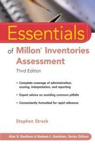 Baixar Essentials of millon inventories assessment pdf, epub, ebook