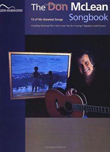 Baixar Don mclean guitar songbook, the pdf, epub, eBook