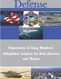 Baixar Deportation of gang members pdf, epub, eBook