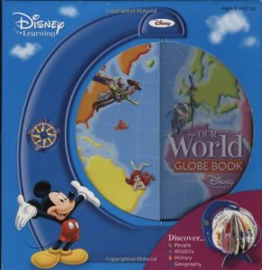 Baixar Discover our world globe book pdf, epub, eBook