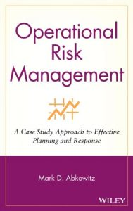 Baixar Operational risk management pdf, epub, ebook