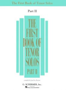 Baixar First book of tenor solos pdf, epub, ebook