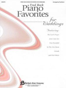 Baixar Fred bock piano favorites for weddings pdf, epub, ebook
