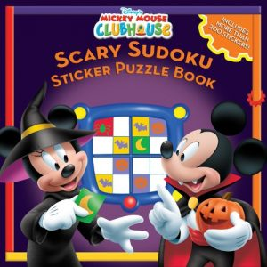 Baixar Scary sudoku pdf, epub, eBook