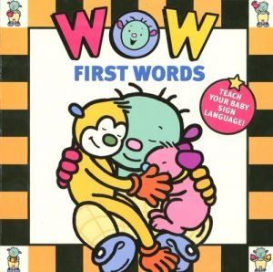 Baixar Wow babies first words pdf, epub, eBook