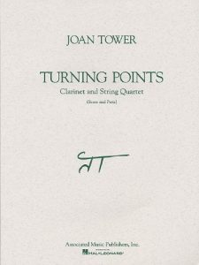 Baixar Joan tower – turning points – clarinet and string pdf, epub, ebook