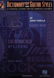 Baixar Dictionary of guitar styles, the pdf, epub, ebook