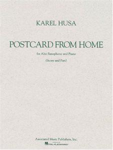 Baixar Karel husa – postcard from home pdf, epub, ebook