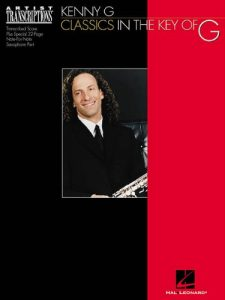Baixar Kenny g – classics in the key of g (saxophone) pdf, epub, ebook