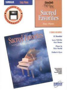 Baixar Sacred favorites clavinova disk pdf, epub, ebook