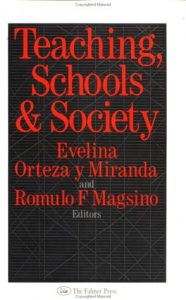 Baixar Teaching, schools and society pdf, epub, eBook