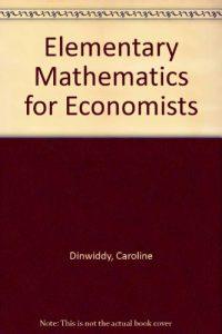 Baixar Elementary mathematics for economists pdf, epub, eBook