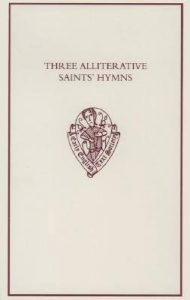 Baixar Three alliterative saints' hymns pdf, epub, ebook