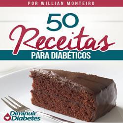 Baixar 50 Receitas Para Diabeticos pdf, epub, ebook
