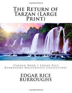Baixar Return of tarzan, the pdf, epub, eBook